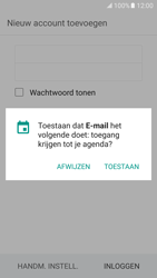 Samsung Galaxy S7 - E-mail - 032c. Email wizard - Outlook - Stap 9