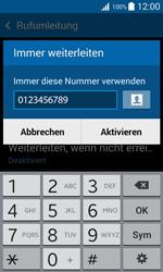 Samsung Galaxy Trend 2 Lite - Anrufe - Rufumleitungen setzen und löschen - 9 / 11