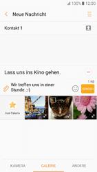Samsung Galaxy A3 (2017) - MMS - Erstellen und senden - 15 / 22