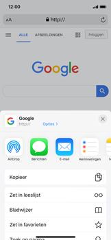 Apple iphone-11-pro-model-a2215 - Internet - Hoe te internetten - Stap 6