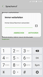 Samsung Galaxy A5 (2017) - Anrufe - Rufumleitungen setzen und löschen - 11 / 13