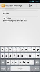 Bouygues Telecom Bs 471 - E-mails - Envoyer un e-mail - Étape 9