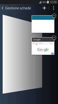 Samsung Galaxy Note 4 - Internet e roaming dati - Uso di Internet - Fase 13