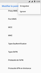 Nokia 3 - Android Oreo - MMS - Configuration manuelle - Étape 16