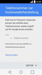 LG Leon 3G - Apps - Konto anlegen und einrichten - 11 / 20