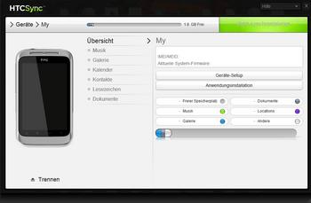 HTC One M9 - Software - Eine Sicherungskopie des Geräts erstellen - Schritt 8
