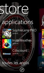 Nokia Lumia 625 - Applications - Télécharger une application - Étape 6