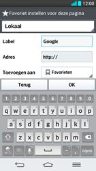 LG G2 (D802) - Internet - Hoe te internetten - Stap 8