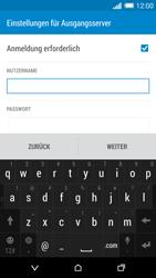 HTC One Mini 2 - E-Mail - Konto einrichten - 13 / 21