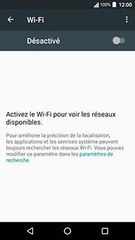 Acer Liquid Zest 4G Plus - Wi-Fi - Accéder au réseau Wi-Fi - Étape 5