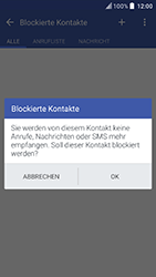 HTC U Play - Anrufe - Anrufe blockieren - 1 / 1