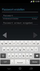 Sony Xperia Z1 Compact - Apps - Konto anlegen und einrichten - Schritt 10