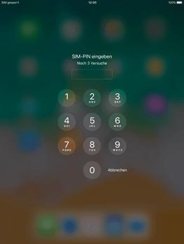 Apple iPad Pro 9.7 inch - iOS 11 - Persönliche Einstellungen von einem alten iPhone übertragen - 28 / 30