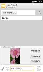 Alcatel Pop S3 (OT-5050X) - MMS - Afbeeldingen verzenden - Stap 16