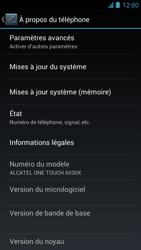 Alcatel One Touch Idol - Logiciels - Installation de mises à jour - Étape 5