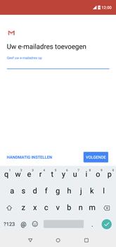 Wiko View 2 - E-mail - Handmatig instellen - Stap 10