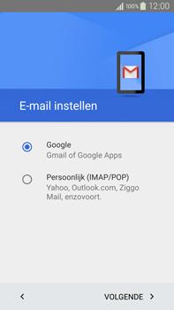 Samsung N910F Galaxy Note 4 - E-mail - handmatig instellen (gmail) - Stap 8