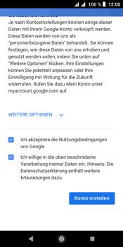 Sony Xperia L3 - Apps - Konto anlegen und einrichten - Schritt 17