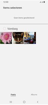 Samsung Galaxy A40 - MMS - afbeeldingen verzenden - Stap 18