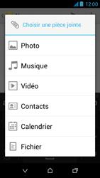 HTC Desire 310 - E-mail - Envoi d