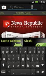 HTC One SV - Applicazioni - Installazione delle applicazioni - Fase 17