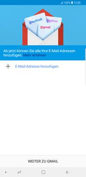 Samsung Galaxy S9 Plus - E-Mail - Konto einrichten (gmail) - 6 / 16