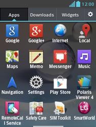 LG E430 Optimus L3 II - Internet - Manual configuration - Step 18