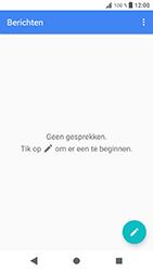 Sony Xperia XZ - Android Oreo - MMS - afbeeldingen verzenden - Stap 3