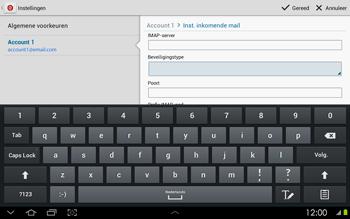 Samsung P5100 Galaxy Tab 2 10-1 - E-mail - Instellingen KPNMail controleren - Stap 16