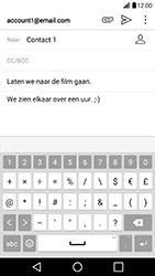 LG G5 SE (H840) - e-mail - hoe te versturen - stap 11
