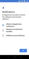 Alcatel 1X - Sécuriser votre mobile - Activer le code de verrouillage - Étape 11