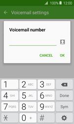 Samsung J120 Galaxy J1 (2016) - Voicemail - Manual configuration - Step 9