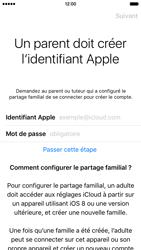 Apple iPhone SE - Premiers pas - Créer un compte - Étape 21