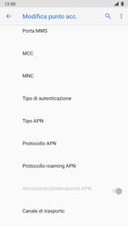 Nokia 8 - Android Pie - Internet e roaming dati - Configurazione manuale - Fase 17