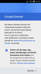 Samsung J320 Galaxy J3 (2016) - E-Mail - Konto einrichten (gmail) - Schritt 15
