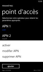 Nokia Lumia 520 - Internet - configuration manuelle - Étape 21