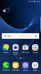 Samsung Galaxy S7 Edge - Contact, Appels, SMS/MMS - Envoyer un MMS - Étape 1