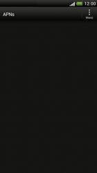 HTC One S - Internet - Apn-Einstellungen - 0 / 0
