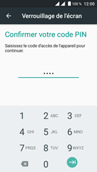 Crosscall Trekker M1 Core - Sécuriser votre mobile - Personnaliser le code PIN de votre carte SIM - Étape 7