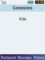 Samsung C3350 Xcover 2 - Internet - Configuration manuelle - Étape 7