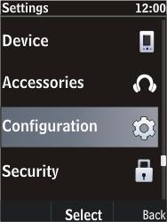 Nokia C2-05 - Internet - Automatic configuration - Step 7
