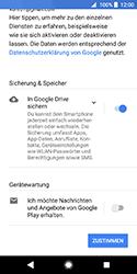 Sony Xperia XZ2 Compact - Apps - Konto anlegen und einrichten - 16 / 18