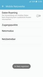 Samsung Galaxy S7 - Netzwerk - Manuelle Netzwerkwahl - Schritt 10