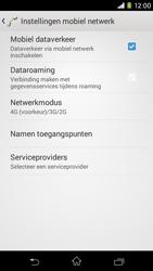 Sony Xperia M2 - internet - activeer 4G Internet - stap 7