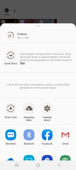 Samsung Galaxy S20 Plus 5G Dual SIM eSIM SM-G986B - Contacten en data - Foto