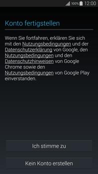Samsung Galaxy Note 4 - Apps - Einrichten des App Stores - Schritt 14