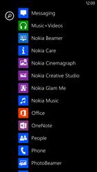 Nokia Lumia 1320 - SMS - Manual configuration - Step 3