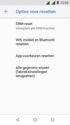 Nokia 1 - toestel resetten - fabrieksinstellingen terugzetten - stap 6