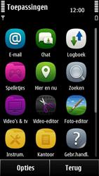 Nokia 500 - E-mail - e-mail instellen: POP3 - Stap 4
