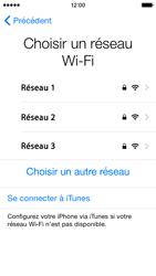 Apple iPhone 5 (iOS 8) - Premiers pas - Créer un compte - Étape 8